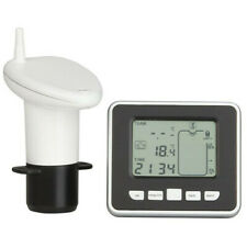 Digitech Ultrasonic Water Tank Level Meter with Thermo Sensor - (9094394)
