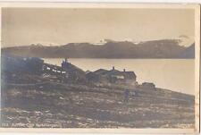 NORWAY OLD POSTCARD  ADVENT CITY SPITZBERGEN