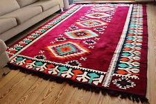 200x300 cm Orientalischer Teppich,Carpet,Tapis,Rug,Kelim Damaskunst S 1-6-51