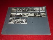 15 PHOTOGRAPHIES ORIGINALES / ITALIE 1938  Genola, Sarteano, &c. L13