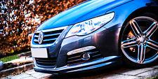 VW PASSAT CC R-LINE STYLE FRONT BUMPER SPOILER / SKIRT / VALANCE ( 2008-2012 )