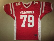 Alhambra Lions High School #79 Football Game Worn Jersey M Med