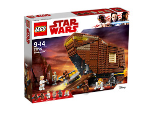LEGO® STAR WARS™ 75220 Sandcrawler™ - NEU & OVP -