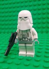 *NEW* Lego Star Wars Snow Trooper Imperial Hoth Blaster Minifigure Figure x 1
