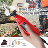 180W 5 Gear Chainsaw Sharpener Chain Saw Mini Grinder Electric Grinder File Tool
