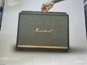 Marshall - Woburn II Bluetooth Speaker - Black *FREE SHIPPING