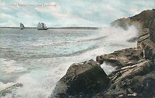 LOUISBOURG NS – Cape Breton Coast near Louisbourg Louisburg