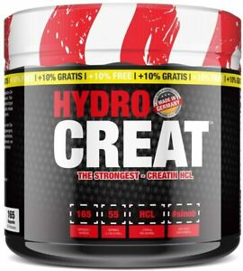 EXPRESSVERSAND Hydro Creat - Creatin HCL 165 Kapseln