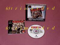 PS1 _ Resident Evil _ Sehr guter Zustand _ Über 1000 weitere Spiele im SHOP