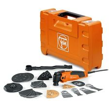 Fein MULTIMASTER TOP KIT 240v-FMM 350Q SL Copriasse-Oscillante Multi Tool