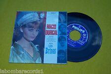 Rocio Durcal los Brincos creo en ti Buenos dias condesita(EX/VG+) EP vinyl  Ç