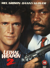 Lethal Weapon 2 DVD (1999) Mel Gibson
