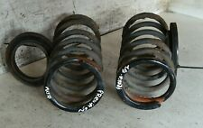 pair Fit with TOYOTA PREVIA Front coil spring RF3144 2.4L