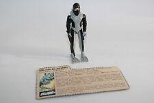 Vintage GI Joe 1983 Torpedo Figure Complete w/Filecard - MC