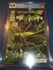 Batman #97 Great A Cover Joker War CGC 9.8 NM/M Gem Wow