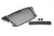 Für Audi A3 8P -13 Frontgrill Wabengrill Grill Schwarz-Chrom RS o. PDC B-Ware