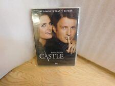 Castle Season 4 DVD Set Sealed New