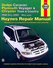 Reparaturanleitung Dodge Caravan 1995 - 1997, 1998, 1999, 2000, 2001 & 2002