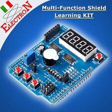 Multi-Function Shield Learning KIT Arduino UNO LEONARDO MEGA2560 Multifunzione