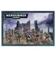 Warhammer 40k Imperial Guard Cadian Infantry Squad NIB