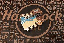 Hard Rock Cafe HRC Online NATIONAL PARK BEAR Lapel Pin Mount Rushmore Memorial