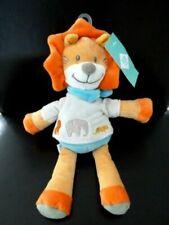 Peluches et doudous TEX de lion pour bébé