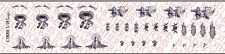 1/18 Scale Tattoos: Danny Trejo or Machete Inspired Pack - Waterslide Decals