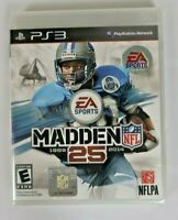 Madden NFL 25 (Sony PlayStation 3, 2013) New Sealed !