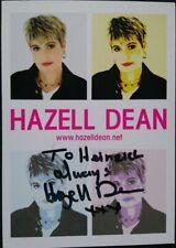 Hazell Dean Autogramm original signiert 15x10cm