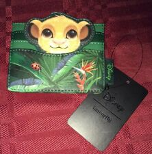 Disney Loungefly Lion King Tropical Cardholder NEW