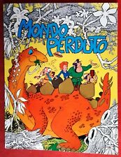 IL MONDO PERDUTO GIUSEPPE PEDERIALI EDIFUMETTO 2 GIUGNO 1975