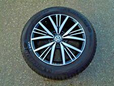VW Golf Mk7 2018 Genuine Linas 16 Inch Alloy Wheel Rim 6.5Jx16H2 ET46   VWA1