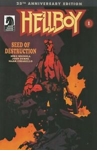 Hellboy Seed of Destruction #1 (25th Anniversary Edition / 2019 / NM)