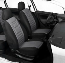 2 Grey High Quality Front Car Seat Covers Protectors For Nissan Almera Tino
