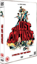The Lost Continent DVD (2010) Eric Porter ***NEW***