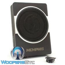 "MEMPHIS AUDIO MXA110SPD 10"" MARINE BOAT SUBWOOFER SPEAKER & BASS BOX & AMPLIFIER"