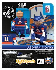 Lubomir Visnovsky OYO New York Islanders Mini Figure NHL HOCKEY G1