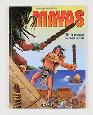 BD occasion Mayas La revanche du Prince Toltèque Daric