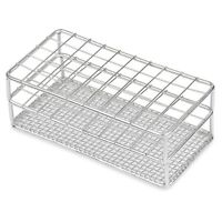 Wire Constructed 16//18mm Stainless Steel Test Tube Rack Single 72 Place Karter Scientific 234L3