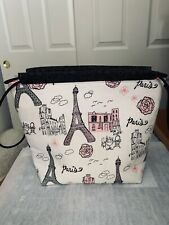 New ListingParis Squishy Knitting Bag with Pockets, Crochet, Yarn Project, Crafts, Quilted