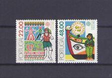 PORTUGAL, EUROPA CEPT 1981, FOLKLORE THEME, MNH
