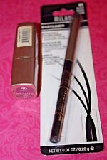 Milani Color Perfect Lipstick 46 Grape-Tini New & Unsealed + EYELINER BLACK GEMS