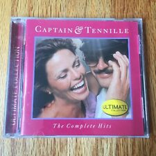 Captain & Tennille – Ultimate Collection (The Complete Hits) CD (Hip-O Records)