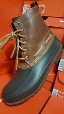 $200 NEW! Sperry Top Sider Sz 10 Waterproof Hiking Trail Snow Outdoor Boots Shoe