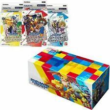 Digimon Card Game Starter Deck Storage Box Set
