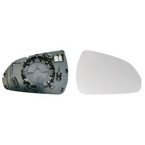 HYUNDAI I30 2018->2021 DOOR/WING MIRROR GLASS, HEATED WITH BASE PLATE,RIGHT SIDE