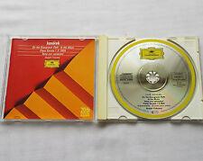 Rudolf FIRKUSNY / JANACEK Piano works GERMANY CD DGG 429 857-2 (PMDC) Mint