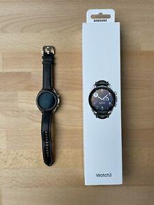 Samsung Galaxy Watch 3 (41mm,GPS,Bluetooth) SmartWatch Silver