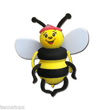Tenna Tops® Queen Bumble Bee Antenna Topper / Antenna Ball / Mirror Dangler