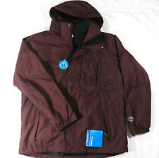 COLUMBIA RARE EARTH 3 IN 1 JACKET NWT MENS LARGE $280